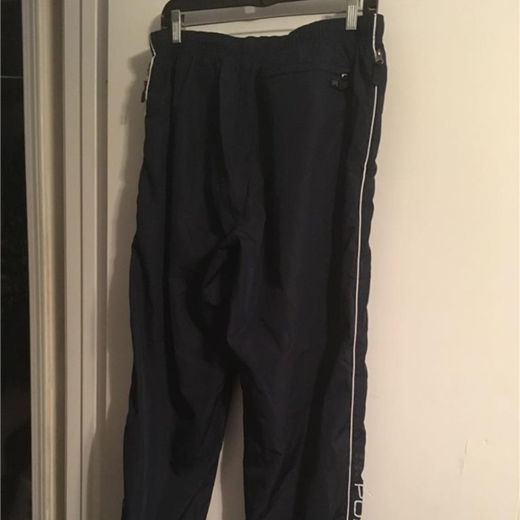 Polo by Ralph Lauren Other - Ralph Lauren POLO Sport Blue & White Track Pants